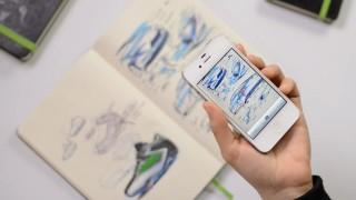digitales notizbuch von moleskine und evernote