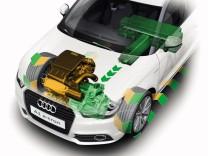 Audi, Hybrid, Elektro