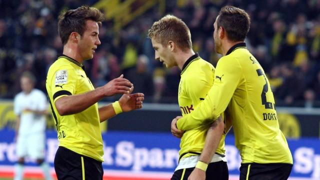Borussia Dortmund - Borussia Mönchengladbach