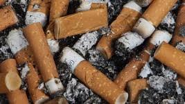Rauchverbot; dpa