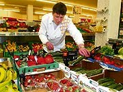 Supermarkt Überstunden