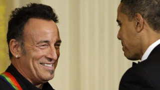 Bruce Springsteen; AP