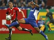 Hannover 96, Schalke 04, Reuters