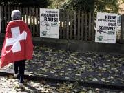 SVP in der Schweiz; AFP