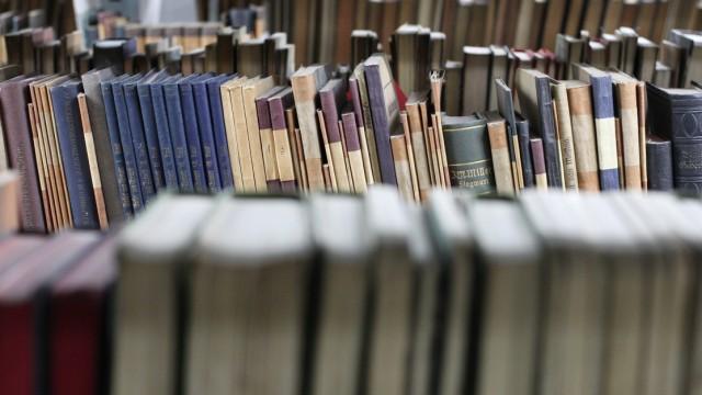 Deutsche Nationalbibliothek wurde vor 100 Jahren gegruendet