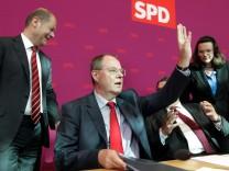 SPD-Parteivorstandssitzung