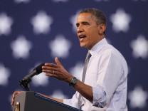 TV-Duell USA Wahl Barack Obama Mitt Romney