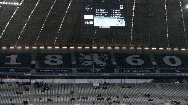 TSV 1860 Muenchen - MSV Duisburg