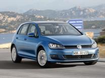 VW Golf Test Fahrtest