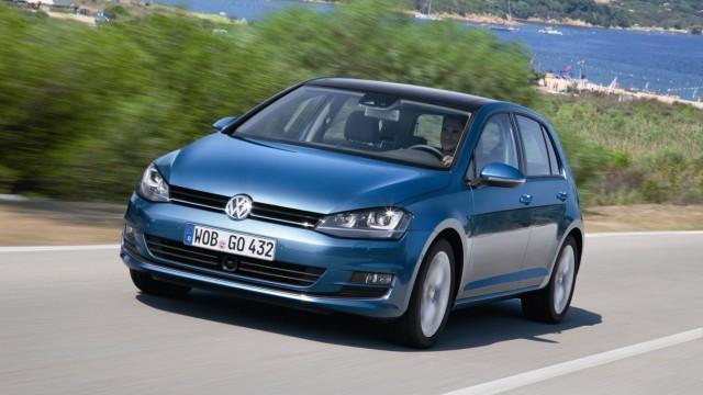 Kombi und Cabrio:VW kündigt neue Golf-Varianten an