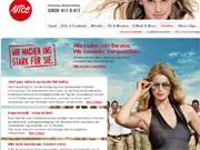 Alice-Homepage