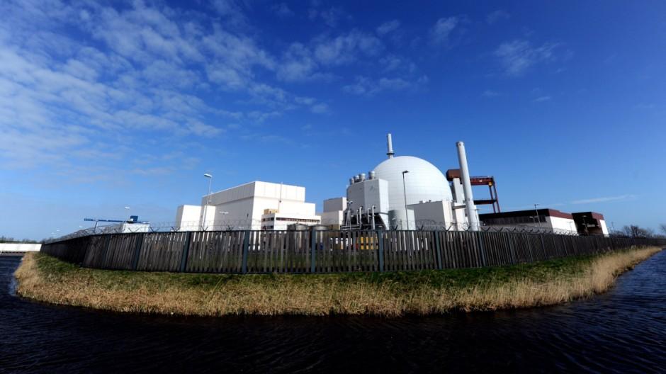 Leistungsabfall im Kernkraftwerk Brokdorf