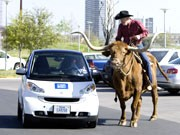 Car2go in Texas