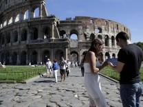 Italien Sehenswürdigkeiten Verbot Rom Kolosseum
