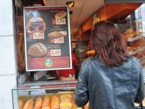 Bäckerei kontrolliert Betriebsrats-Rechner