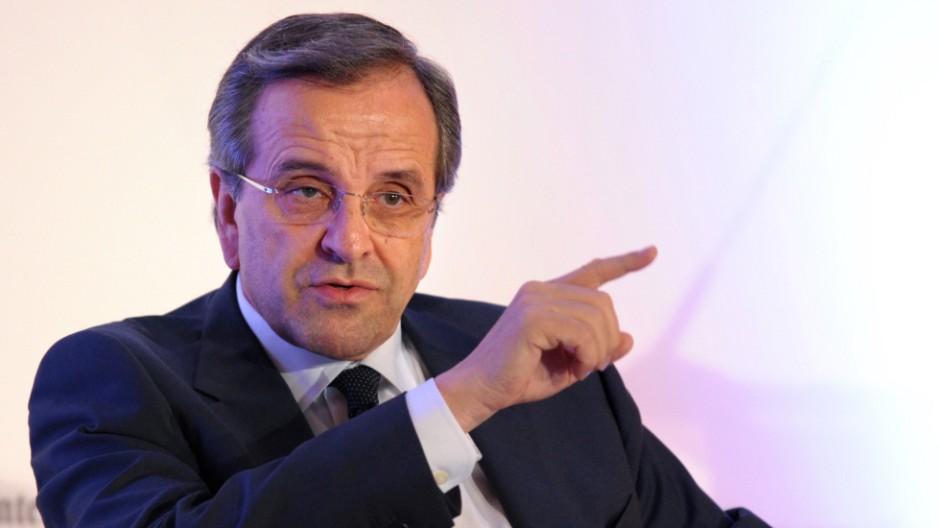Antonis Samaras Griechenland
