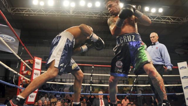 Boxen Profi-Boxer outet sich