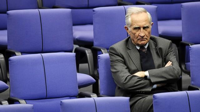 CSU-Politiker Norbert Geis