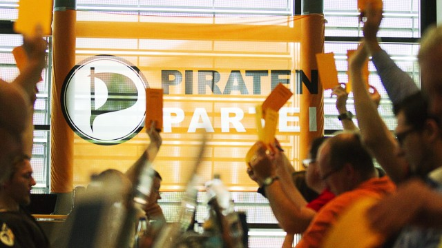 Hessische Piratenpartei waehlt am Wochenende neuen Vorstand
