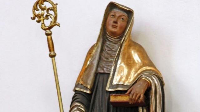 Hildegard von Bingen wird dieses Jahr zur Kirchenlehrerin