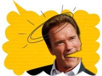 Schmachtwort der Woche - Arnold Schwarzenegger