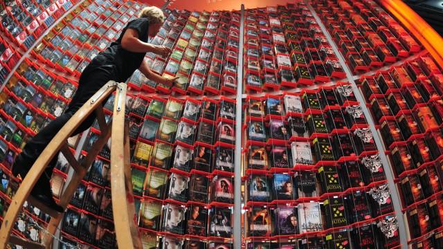 Am 10. Oktober startet die Frankfurter Buchmesse