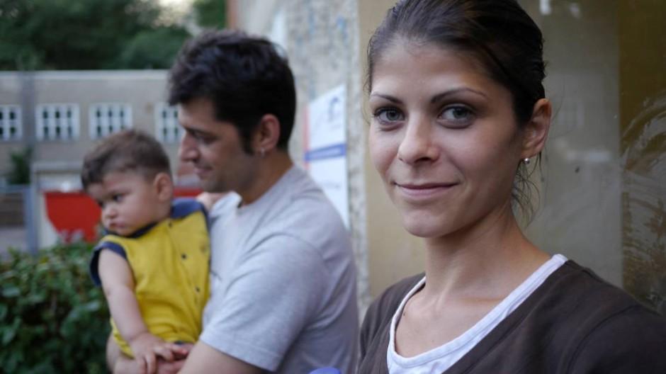 Protagonisten aus Lena Kampfs Reportage