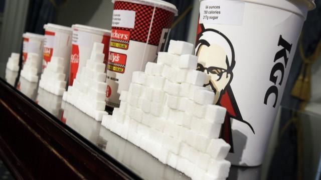 Ernährung Zucker