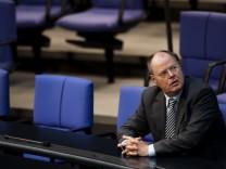 Zeitung: Steinbrueck erhielt fuenfstellige Honorare