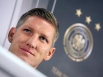 Fußball-Nationalmannschaft - Pressekonferenz