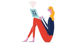 Online-Dating-Seite für junge Profis