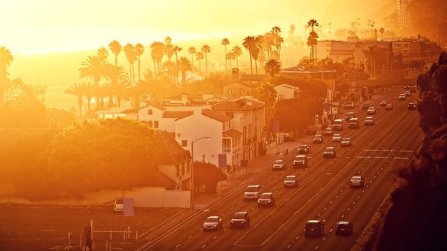 Los Angeles Kalifornien Santa Monica
