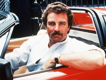 Magnum, Tom Selleck, Ferrari
