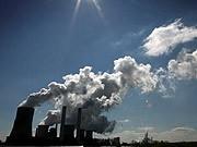 Kohlendioxid-Ausstoß, getty