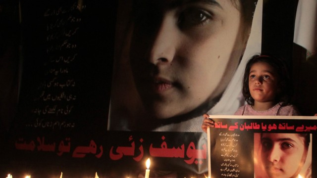 Aftermath of attack on Malala Yousafzai