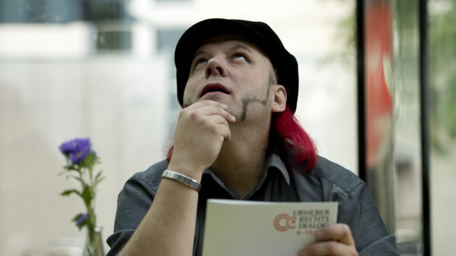 Bruno Kramm Piratenpartei Leistungssschutzrecht