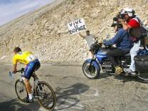 Dopingverdacht bei Lance Armstrong erhärtet, 2005