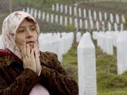 AP, Bosnien-Herzegovina, Karadzic, Radovan, Völermord, Srebrenica, Gräber, Grabsteine, Massaker