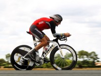 FILE: Lance Armstrong Linked To Doping Program Le Tour 2010 - Stage Nineteen: Individual Time Trial