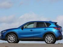 Mazda CX-5, Crossover, SUV, Kompakt-SUV, Skyactiv