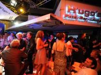 Sommerfest im H'ugo's in München, 2010