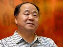 Chinesischer Erzähler Mo Yan gewinnt Literaturnobelpreis 2012