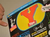 Zeitschrift 'Yps' erscheint im neuen Glanz wieder auf dem Markt