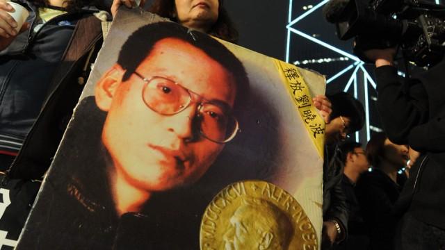 Friedensnobelpreis 2012 Liu Xiaobo, Friedensnobelpreisträger 2010