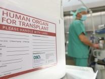 Germany Debates Organ Transplant System