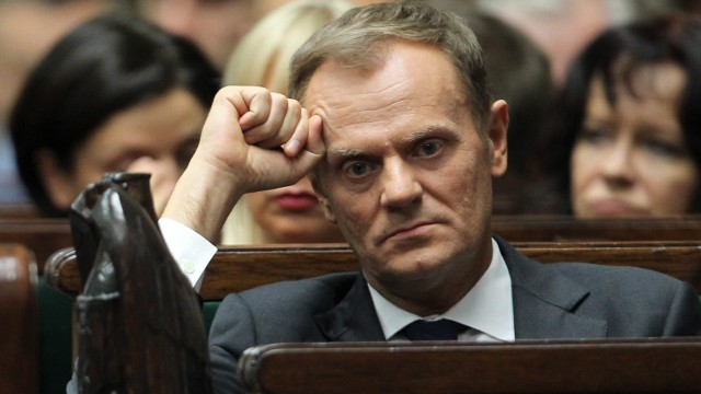 PM Tusk economic plans for 2013 - vote of confidence