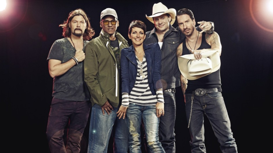 "Musik Neue Staffel ""The Voice of Germany"""