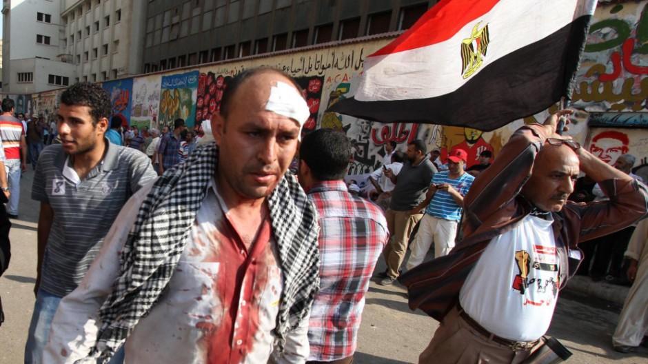 Kairo Tahrir Mursi Ägypten