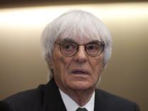 Zeitung: Anklage gegen Ecclestone rueckt naeher
