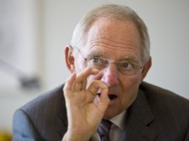 Schaeuble will Steuersuender weltweit aufspueren